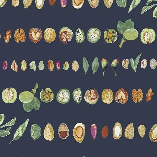 Art Gallery Fabrics - Mediterraneo - Nut Medley