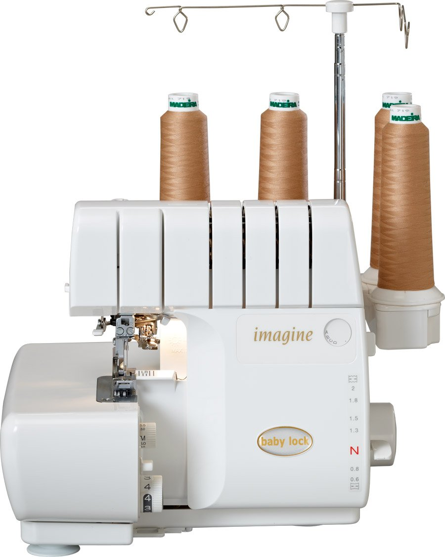 Baby Lock Imagine - Serger Machine - ( air pump)