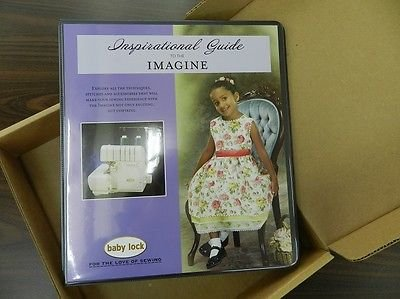 Baby Lock - Inspirational Guide to the Imagine