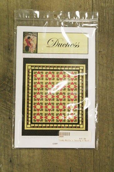 Duchess Quilt Pattern