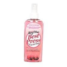 Mary Ellen - Best Press - Spray Starch - Asst Flavors