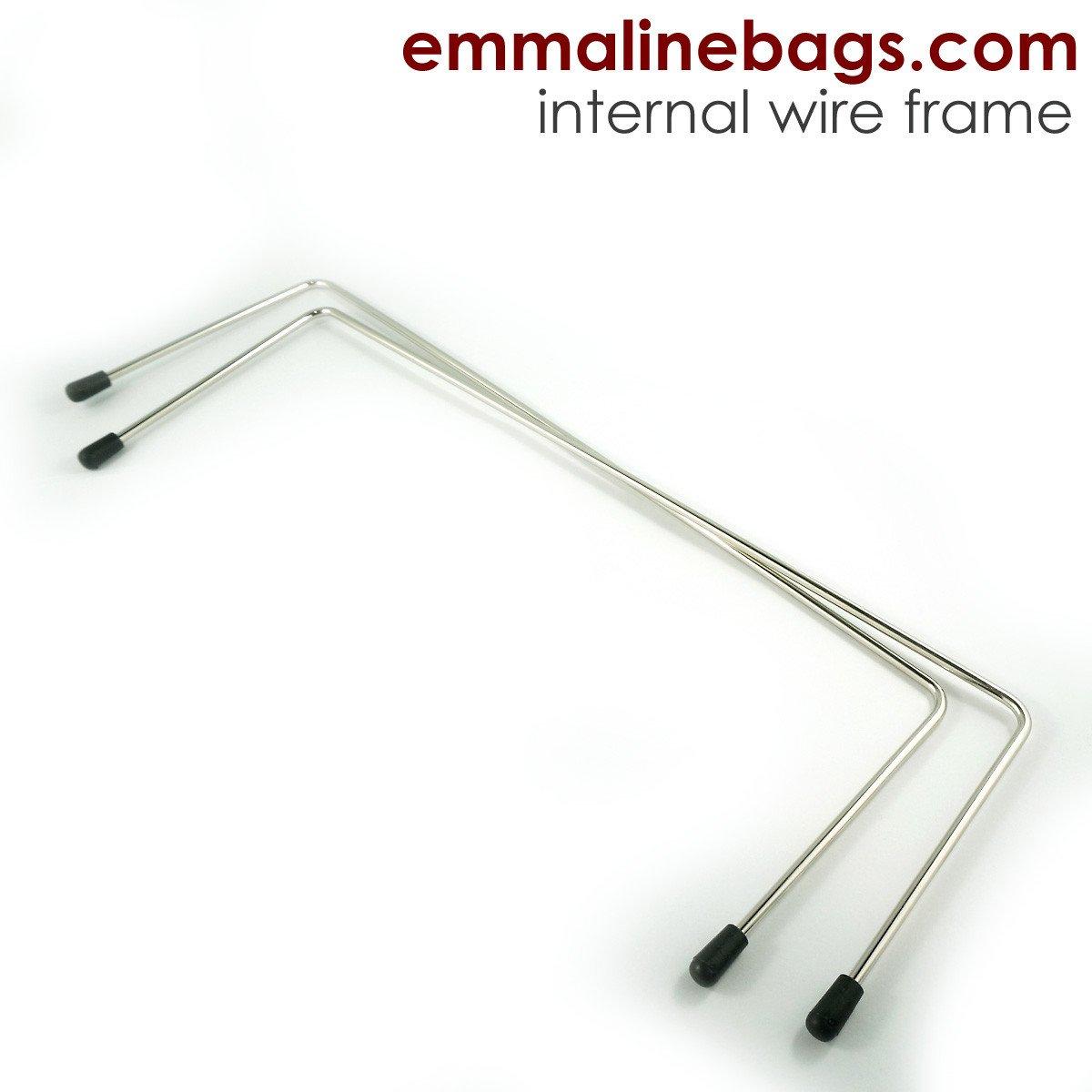 Emmaline - Internal Wire Frames - Bag Frame - Style B