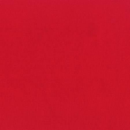 Kona Solids - Red - (Laminated Cotton)