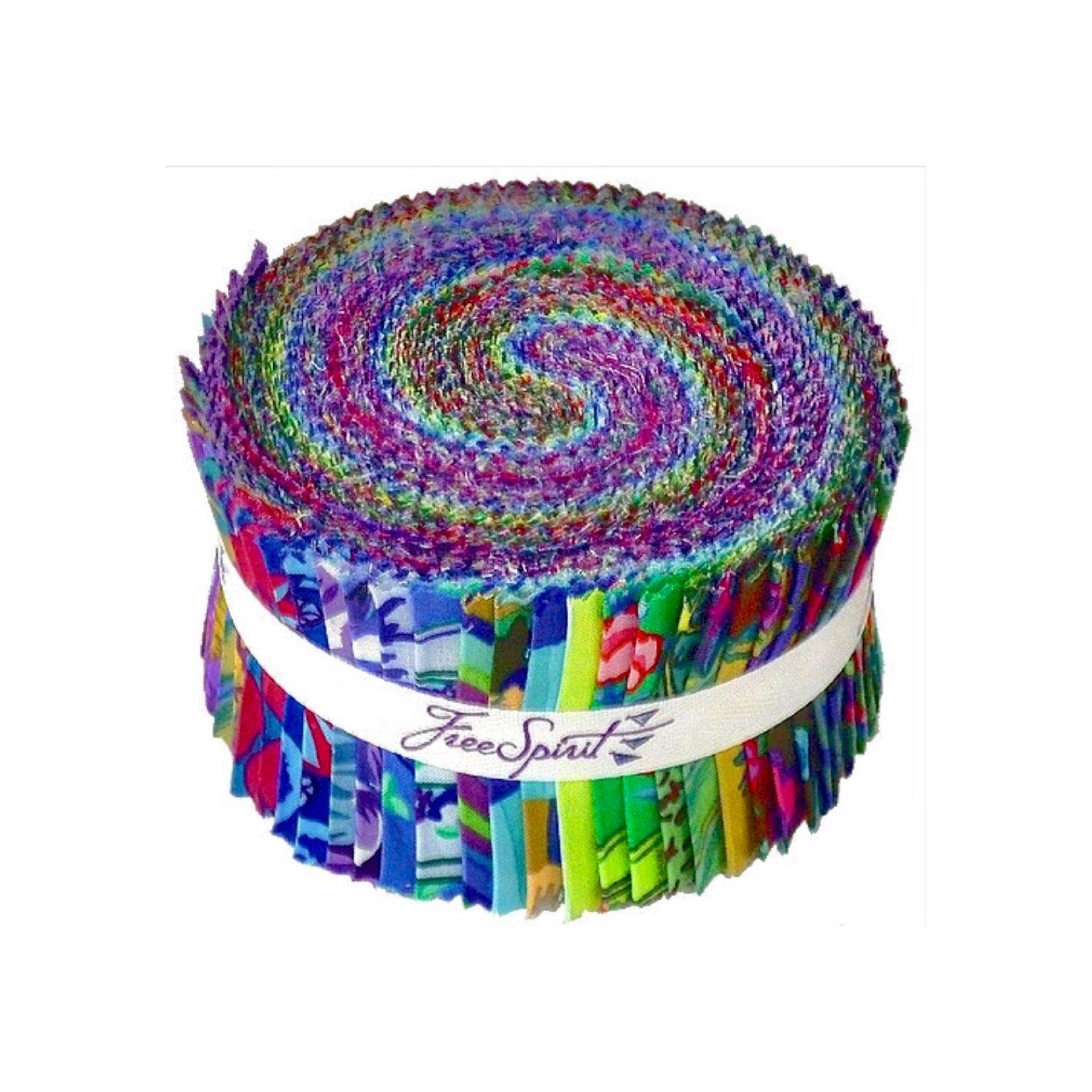 Free Spirit - Kaffe Fasset - Fall Collective - Design Roll - Dusk - (40 Peices)