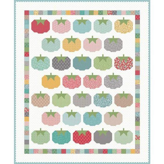 Stitch Tomato Pin Cushion Quilt Kit
