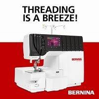 L890 - Bernina Air Threader Overlock + Cover Serger Combo