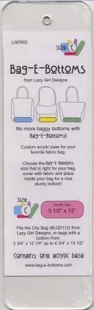 Lazy Girl - Bag - E - Bottoms