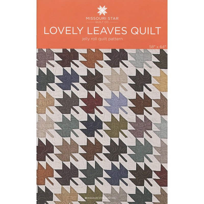 MSQC - Lovely Leaves Pattern
