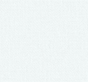 Zweigart - Lugana 25ct - White