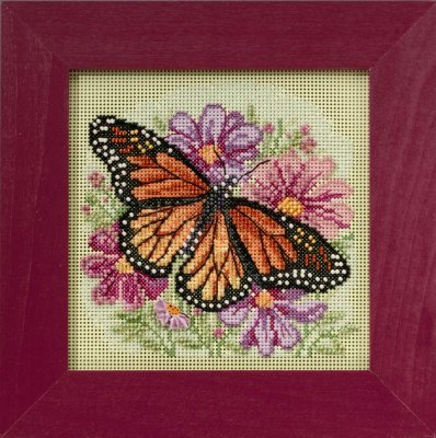 Mill Hill - Buttons & Beads Spring Series - Winged Monarch