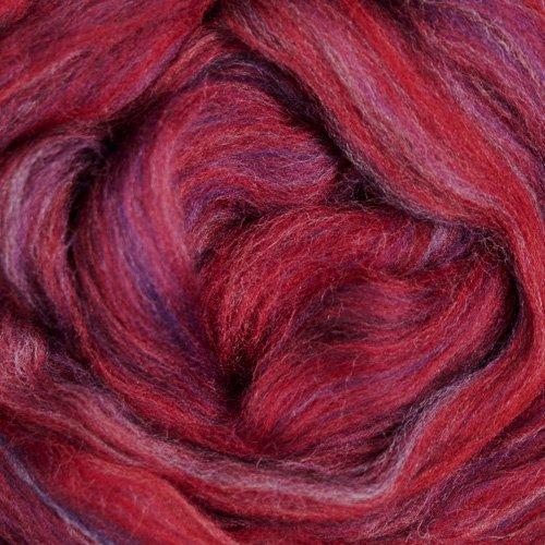 Ashland Bay - Multi-Coloured Merino - Cranberry