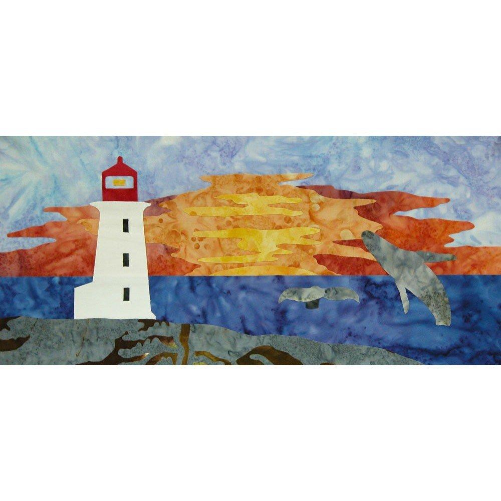 Cantik Batiks Canada Mystery Quilt - Nova Scotia  - Block 4 Kit