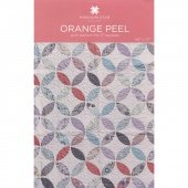 MSQC - Orange Peel Quilt Pattern