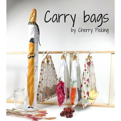 Cherry Picking Carry Bag Panel