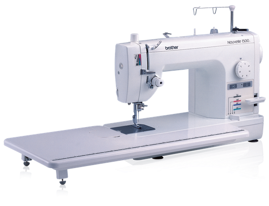 Brother PQ1500S - Mechanical Sewing Machine (straight stitch only)