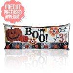 Kimberbell - Halloween Boo Bench Pillow Kit