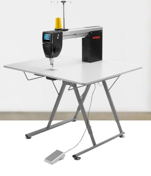 Bernina Q20 - Foldable Quilt Table