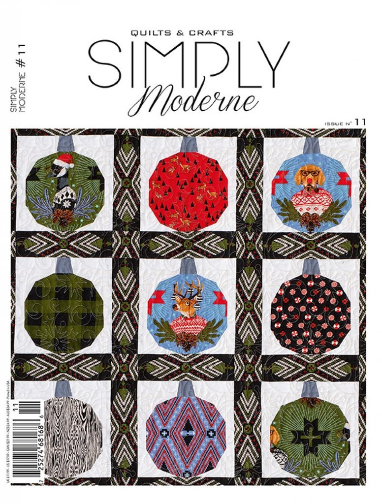 Quilt Mania - Quarterly Simply Modern Magazine - Issue 11