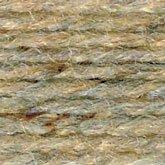 James C. Brett - Rustic Wool - Aran Tweed - Bamboo - 400g