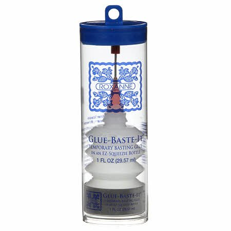 Roxanne - Baste It Glue - 1oz EZ Squeezie Bottle