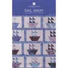 MSQC - Sail Away Quilt Pattern
