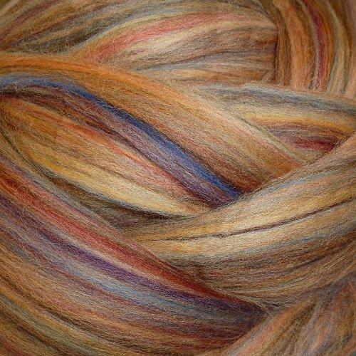 Ashland Bay - Multi-Coloured Merino - Sandalwood
