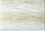8002 Cosmo Seasons Variegated Embroidery Floss White/Pale Beige