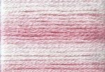 8004 Cosmo Seasons Variegated Embroidery Floss Pinks