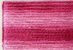 8008 Cosmo Seasons Variegated Embroidery Floss Pinks