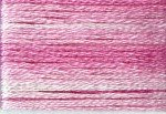 8009 Cosmo Seasons Variegated Embroidery Floss Pinks