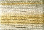 8030 Cosmo Seasons Variegated Embroidery Floss Yellows/Beiges