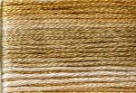 8032 Cosmo Seasons Variegated Embroidery Floss Browns