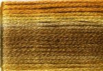 8034 Cosmo Seasons Variegated Embroidery Floss Browns/Orange