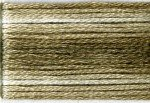 8039 Cosmo Seasons Variegated Embroidery Floss Browns