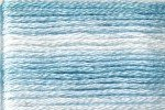 8051 Cosmo Seasons Variegated Embroidery Floss Blues