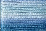 8053 Cosmo Seasons Variegated Embroidery Floss Blues