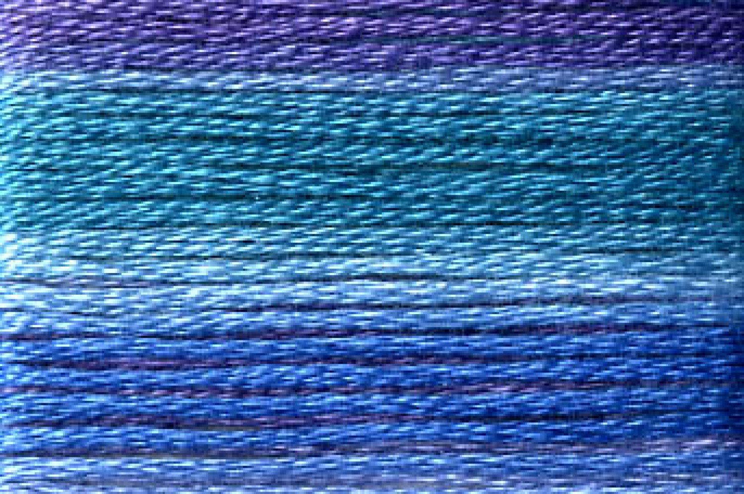 8056 Cosmo Seasons Variegated Embroidery Floss Blue/Purple