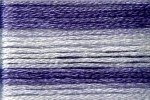 8058 Cosmo Seasons Variegated Embroidery Floss Purples