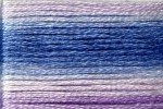 8059 Cosmo Seasons Variegated Embroidery Floss Purples/Blues