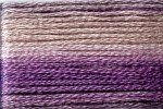 8063 Cosmo Seasons Variegated Embroidery Floss Purples