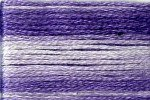 8074 Cosmo Seasons Variegated Embroidery Floss Teal/lavender/pink