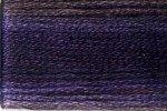 8069 Cosmo Seasons Variegated Embroidery Floss Dark Purples