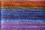 8078 Cosmo Seasons Variegated Embroidery Floss Rust/Blue/Purple