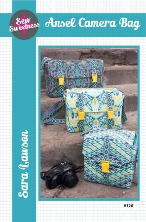 Sew Sweetness - Ansel Camera Bag