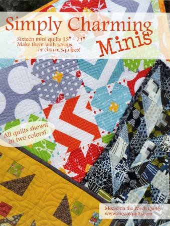 Simply Charming Minis - Quilt Book