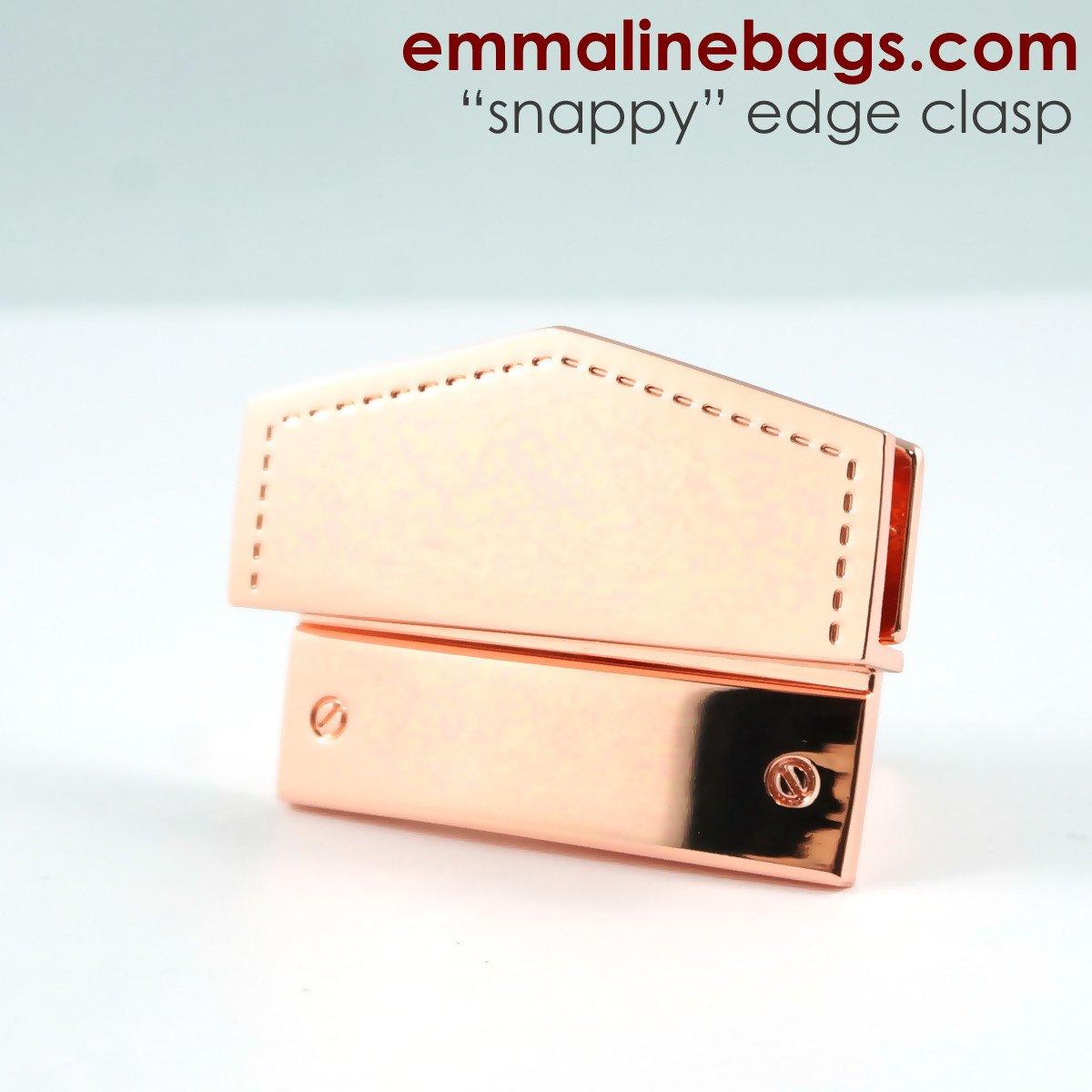 Emmaline - Long John Strap Anchors - 4 Pack