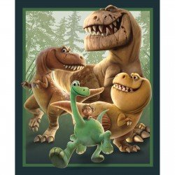 Springs Creative - Disney - The Good Dinosaur - Spot and Friends Panel
