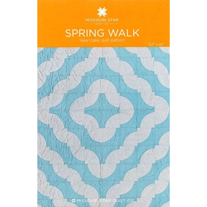 MSQC - Spring Walk Quilt Pattern