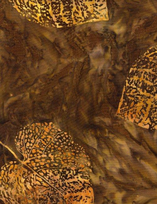 Timeless Treasures - Tonga Batik 106in Wide - Harvest