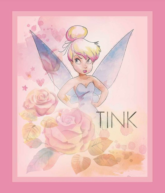 Springs Creative - Disney - Tinkerbell - All The Stars In The Sky - Panel